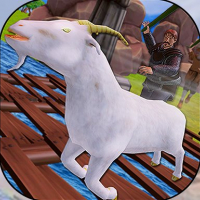 Angry Goat Rampage Craze Simulator