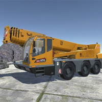 Heavy Crane Simulator
