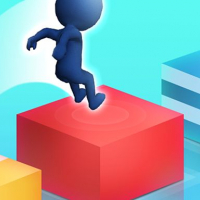 Keep Jump - Flappy Block Jump Games 3D