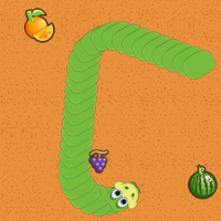 Snake Want Fruits