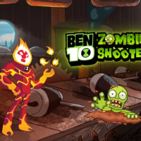 Super Heroes Zombie Shooter