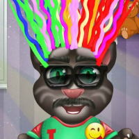 Talking Tom Hair Salon.IO